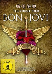 Cover Bon Jovi - The Crush Tour [DVD]